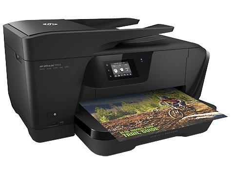 Imprimante multifonction Hewlett-Packard HP Officejet 7510 Wide Format