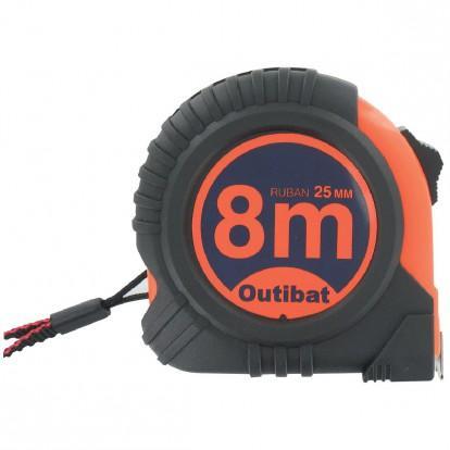 metre ruban outibat - 8m