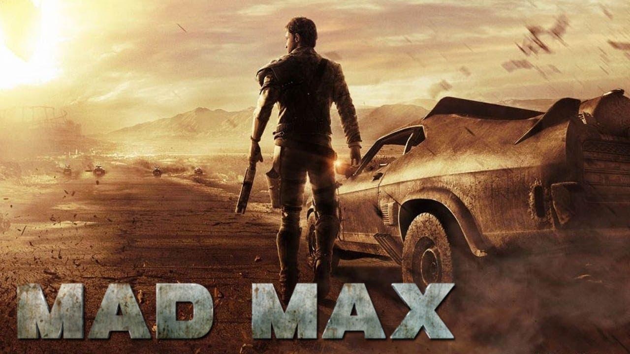Mad Max sur PC (Dématérialisé-Steam)