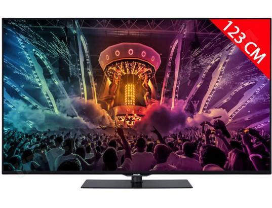 """TV 49"""" Philips 49PUS6031 - 4K / 2 HDMI"""