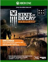 [Membres Gold] Sélection de jeux Xbox One et 360 en promo - du 25/10 au 01/11 - Ex : State of Decay: Year-One Survival Edition