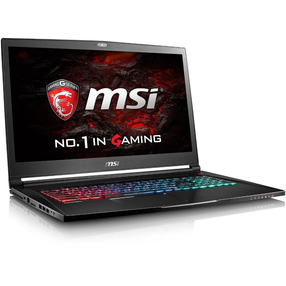 """15% de réduction sur une sélection de PC portables MSI - Ex : 15.6"""" GE62VR 6RF-221XFR Apache Pro - FHD, i5-6300HQ, HDD 1 To + SSD 128 Go, RAM 8 Go, GTX 1060, Sans OS"""