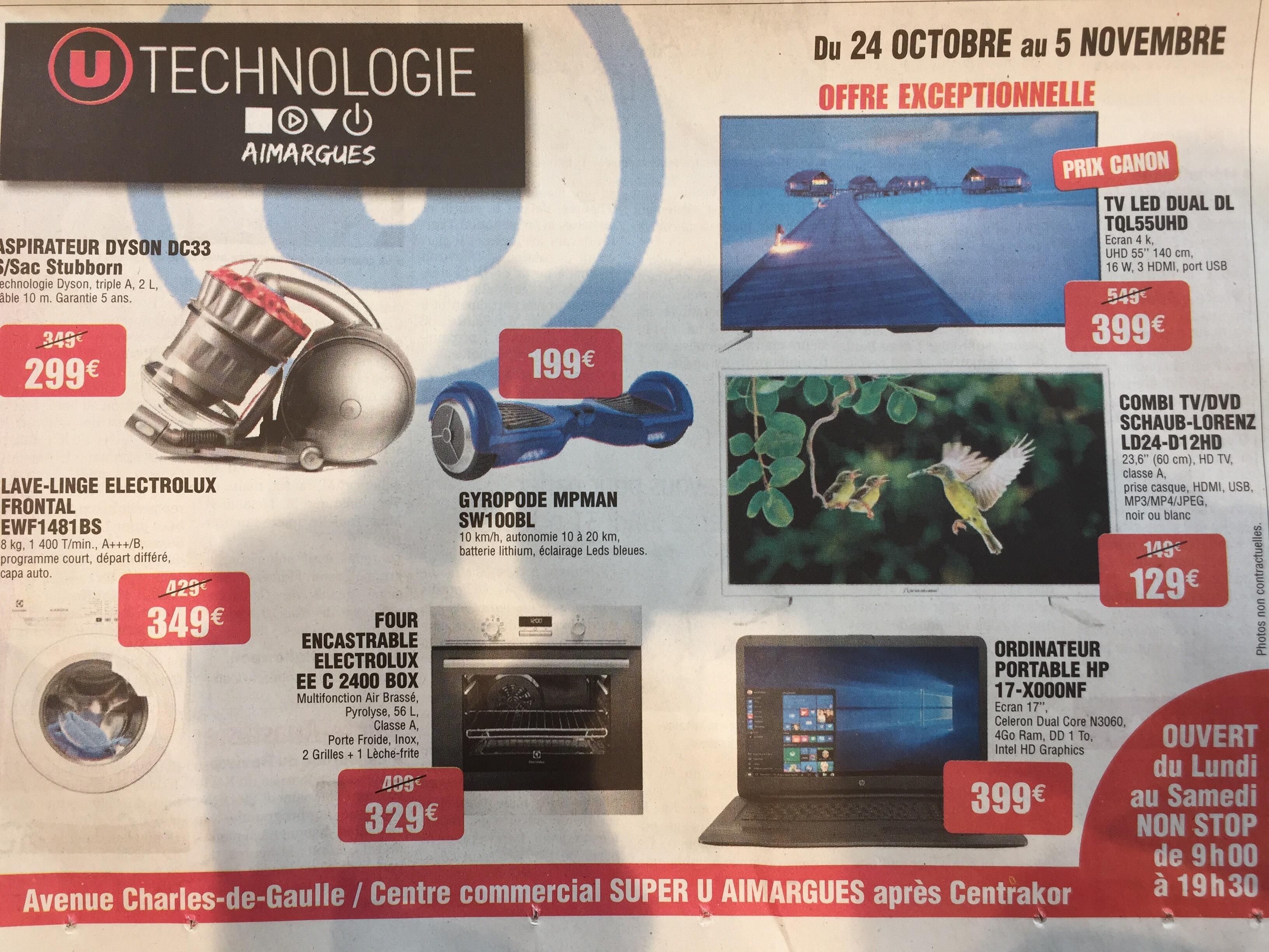 """TV 55"""" Dual DL TQL55UHD - LED, 4K"""