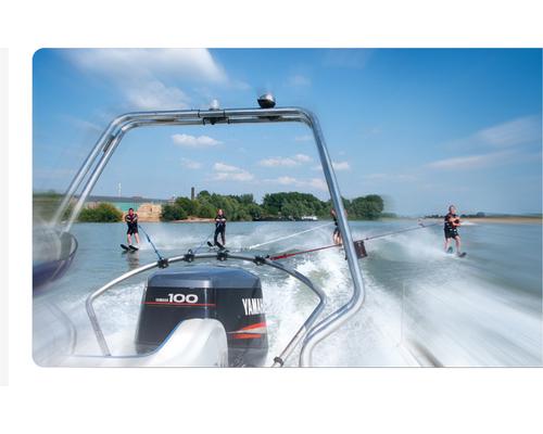 Turboswing pour wakeboard, ski nautique ou bouée tractés