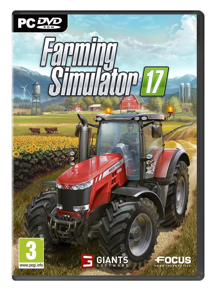 [Membres Premium] Farming Simulator 17 sur PC