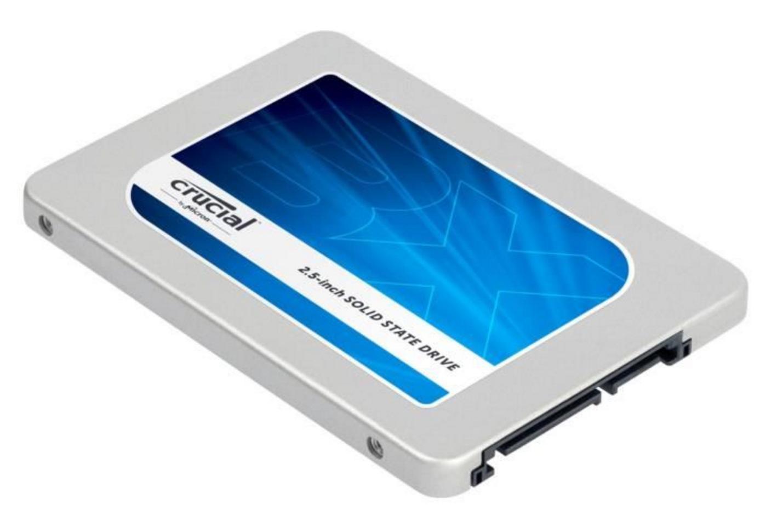 """SSD interne 2.5"""" Crucial BX200 - 960Go"""