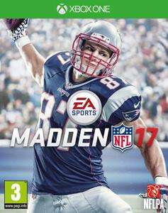 Madden NFL 17 sur Xbox One/PS4