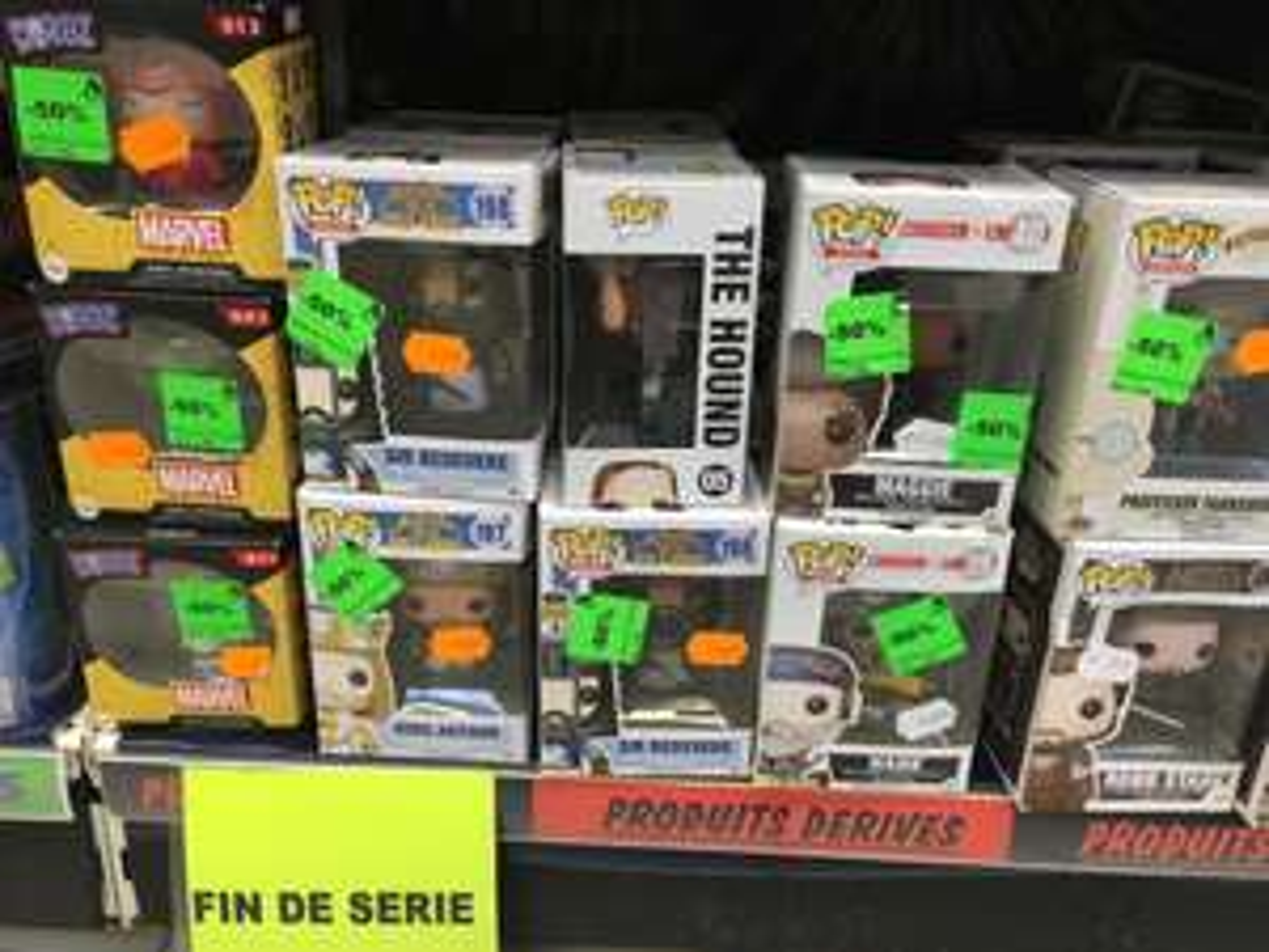Sélection de figurines Pop! en promotion - Ex : Futurama, Vikings, Game Of Thrones...