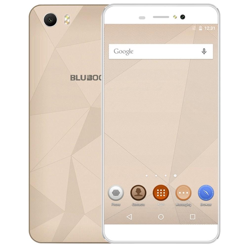 """[Précommande] Smartphone 5"""" Bluboo Picasso 4G - HD, Quad-core, RAM 2 Go, ROM 16 Go"""