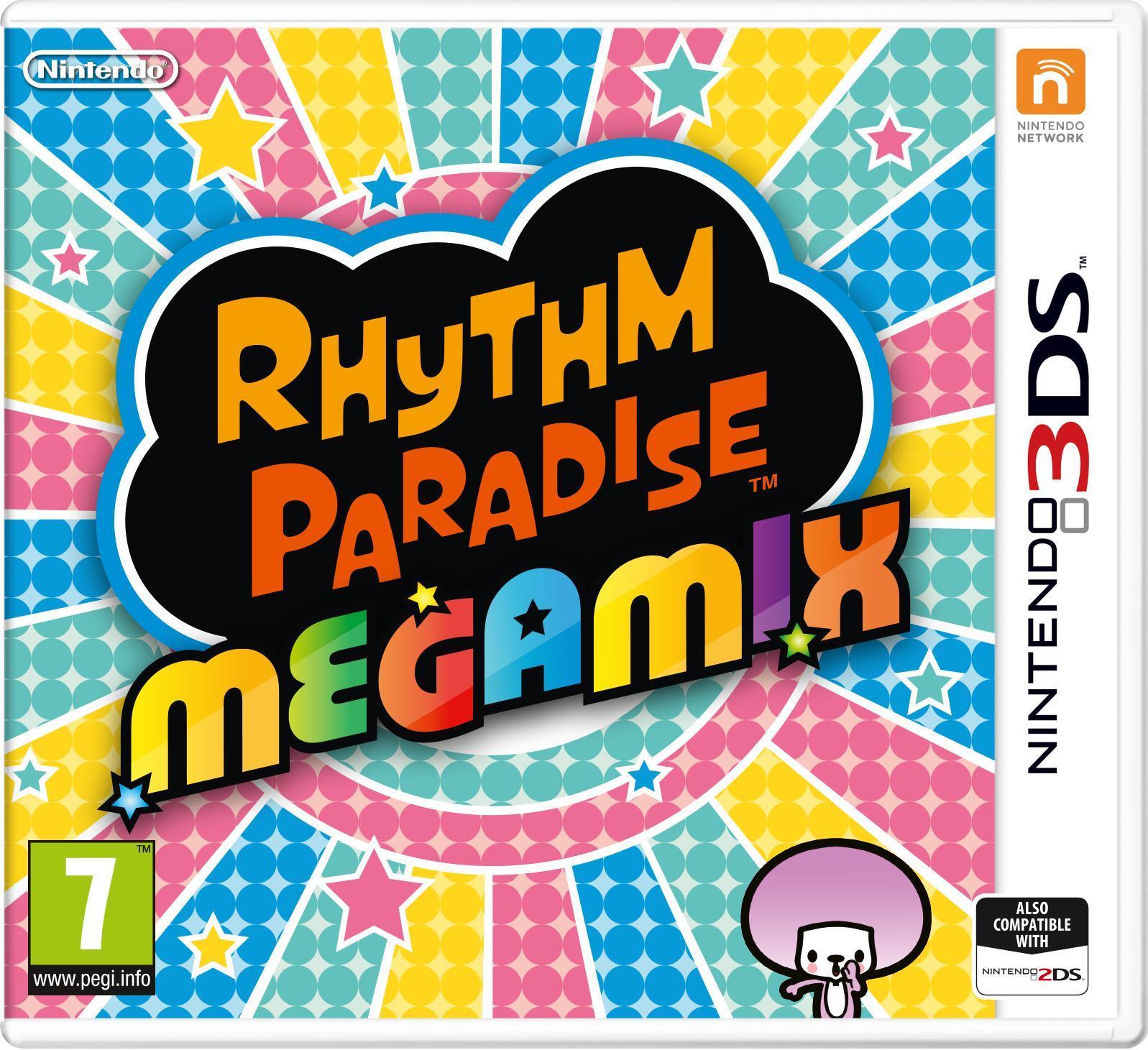 Rhythm Tengoku: Megamix sur 3DS