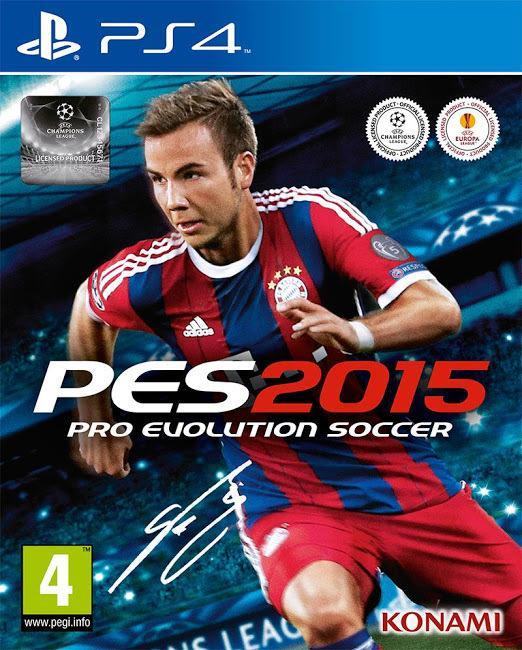 Pro Evolution Soccer (PES) 2015 sur PS4 / Xbox One