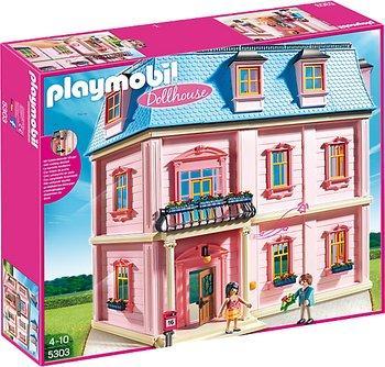 Jouet Playmobil Maison traditionnelle (5303)