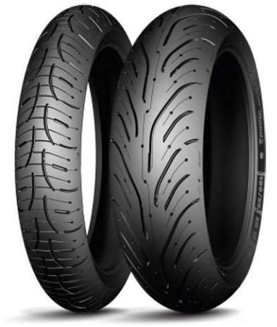 Sélection de pneus moto Michelin en promotion - Ex : Pneu arrière Michelin Pilot Road 4 pour moto