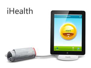 Tensiomètre iHealth pour iPhone, iPod touch et iPad