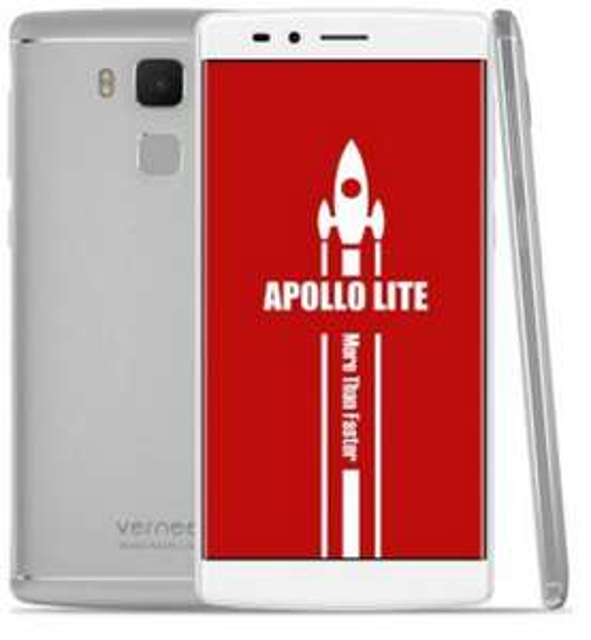 "Smartphone 5.5"" Vernee Appollo Lite - 32Go, 4Go de Ram, Andoid 6.0"