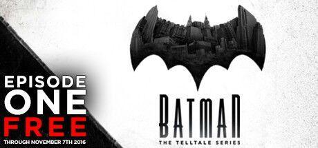 Batman The Telltale Series - Episode 1 gratuit sur PC (Dématérialisé)