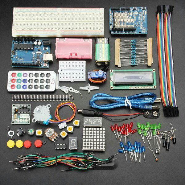 Kit de démarrage Geekcreit pour Arduino Uno