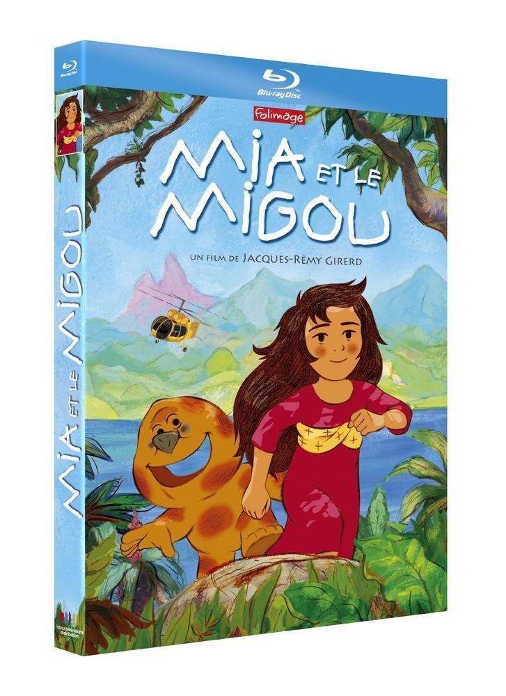 Blu-ray Mia et le Migou