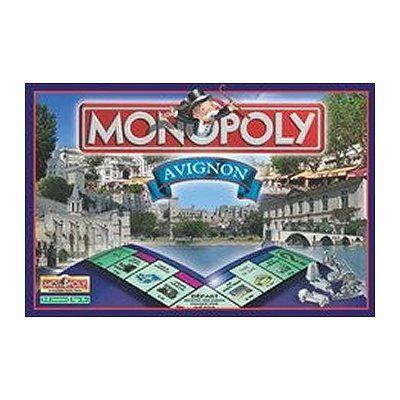 Sélection de Monopoly régionaux