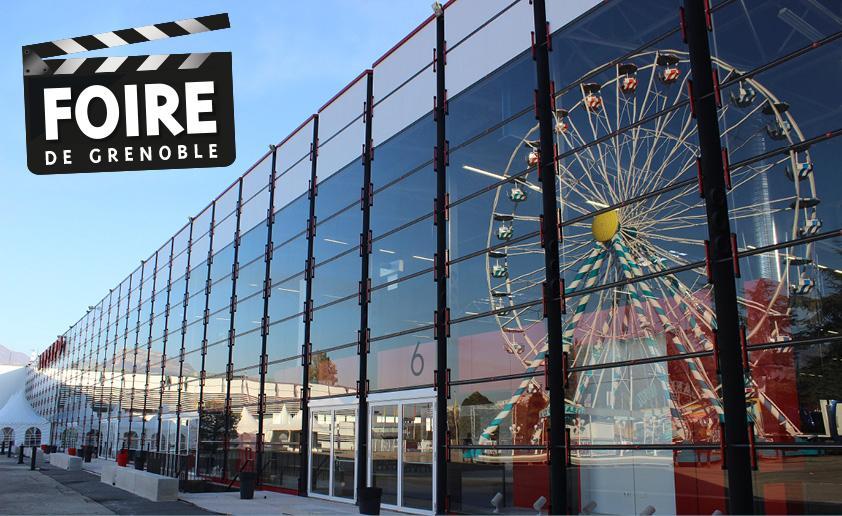 Invitation gratuite pour la Foire de Grenoble (38) du 4 au 14 Novembre 2016