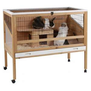 Cage Indoor Deluxe Kerbl pour rongeur