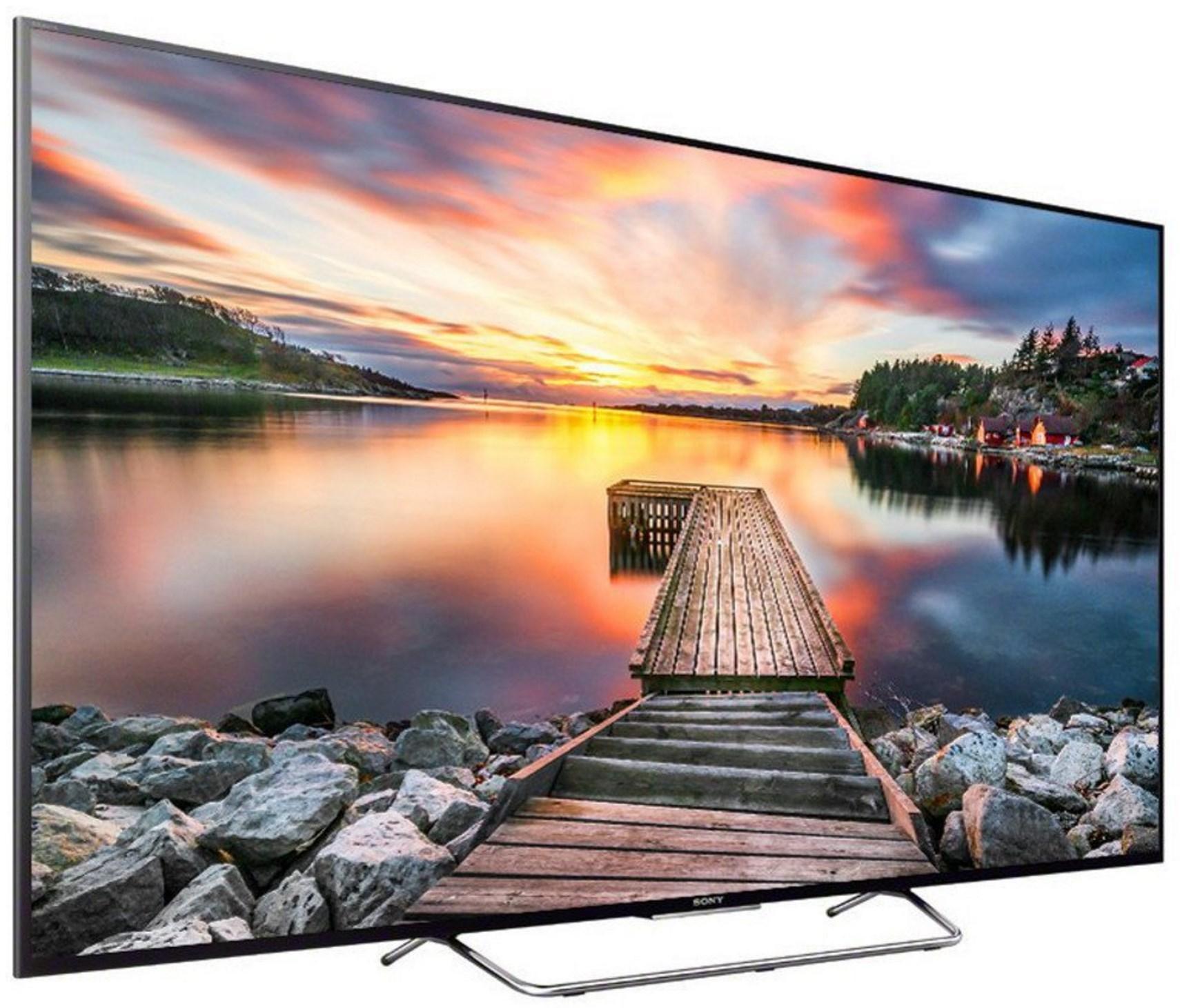 """TV 50"""" Sony KDL-50W805C - Full HD, SmartTV, 126cm"""