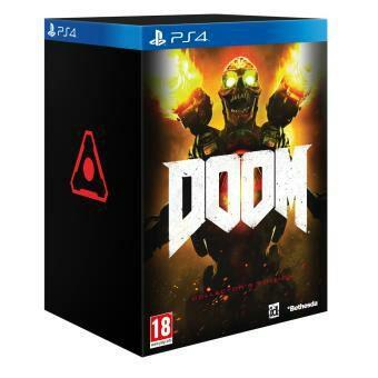 Doom Édition Collector sur PS4