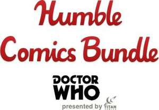 Humble Comics Bundle : Doctor Who - 7 comics (en Anglais)