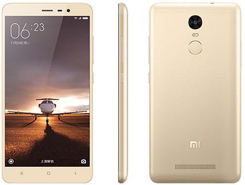 "Smartphone 5.5"" Xiaomi Redmi Note 3 Pro Special Edition Dual SIM - Full 4G, FHD, Hexa-core Snapdragon 650, RAM 3Go, 32Go, 4000mAh, Android 6.0"