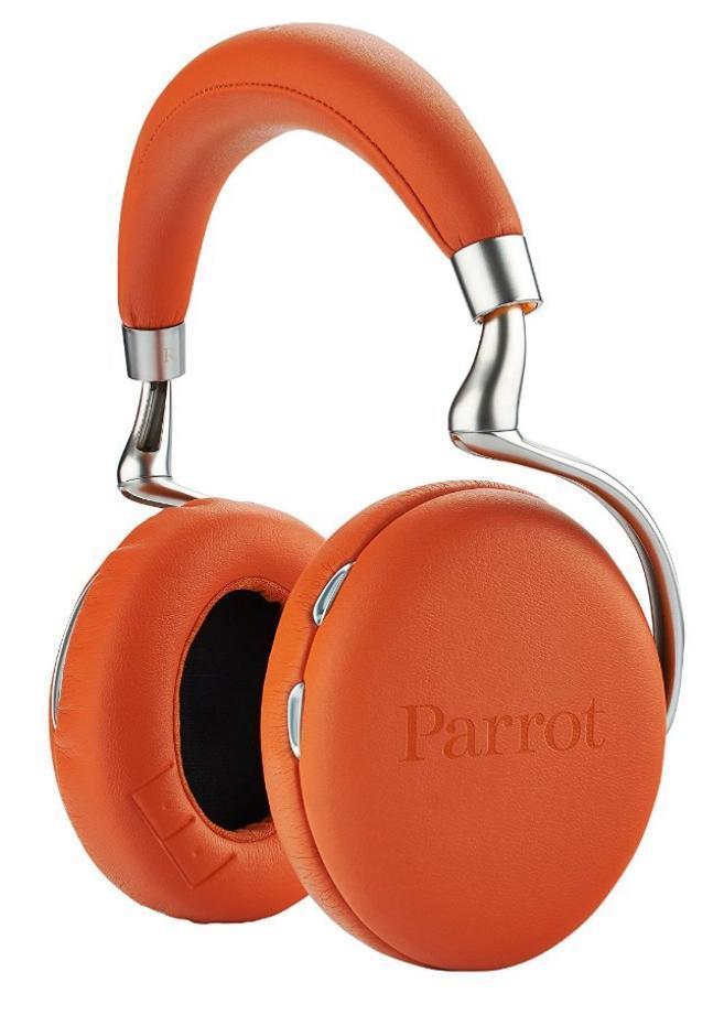 Casque Audio Parrot Zik 2.0 - Orange + 20€ en bon d'achat