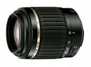 Objectif Tamron AF 55-200mm F/4-5,6 XR Di II LD Macro pour Canon