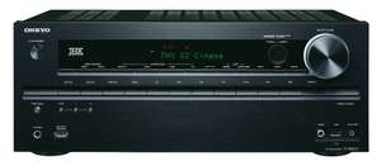 Amplificateur Home Cinema 7.2 Onkyo TX-NR 616 Noir (Compatible 3D, DLNA, 8x HDMI...)