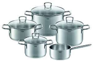 Set de 5 casseroles Opal Silit 0021644411 (12,5€ de port)