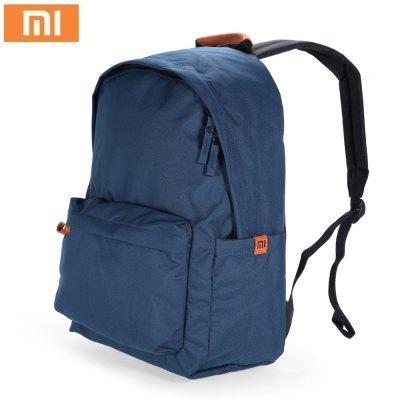Sélection de Sac à dos Xiaomi en promotion - Ex : Xiaomi College Style - Bleu foncé