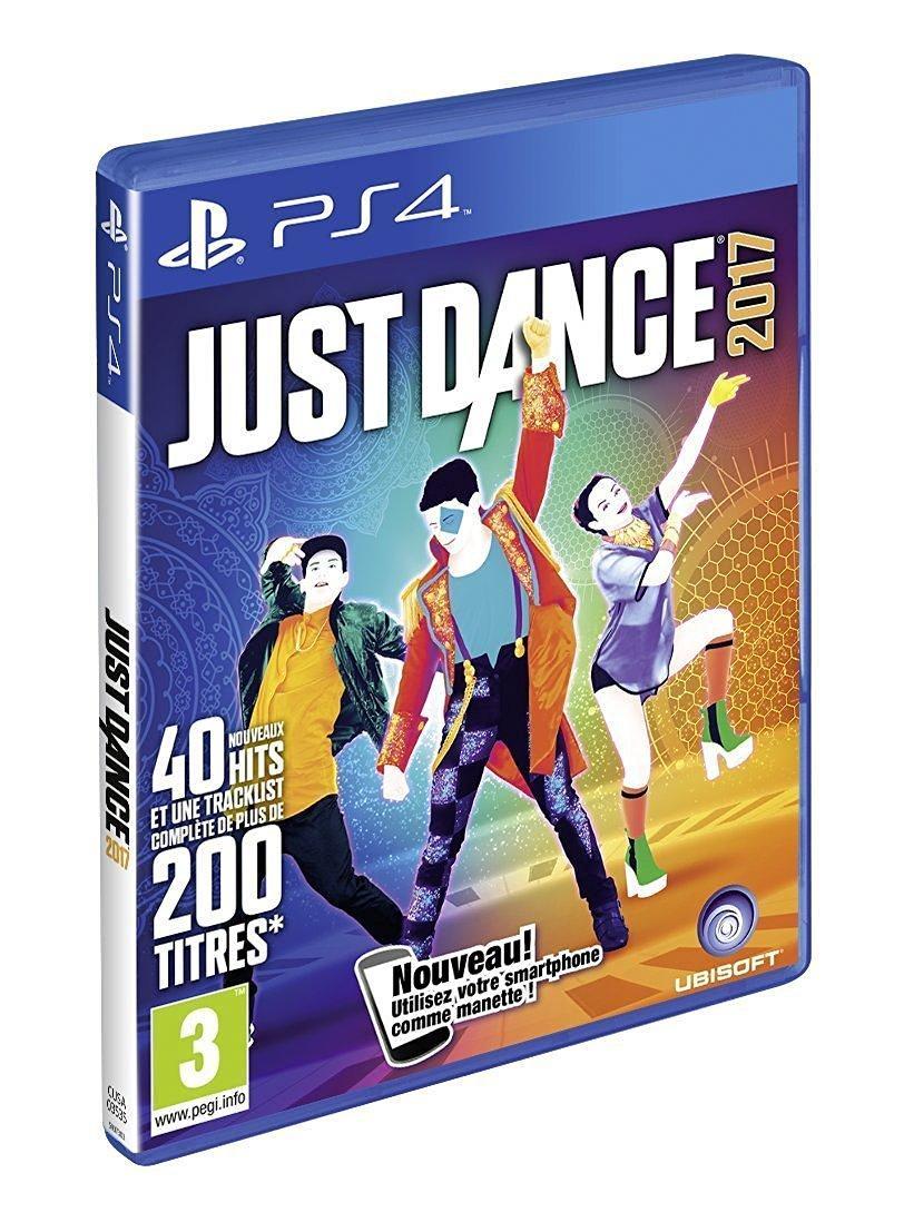 [membre premium] Just Dance 2017 sur PS4