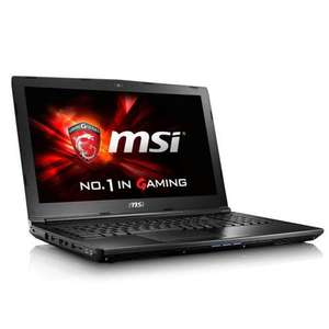 "PC Portable 17.3"" MSI GL72-6QF-813XFR - i5-6300HQ, RAM 8 Go, HDD 1 To, GTX 960M, FreeDOS"