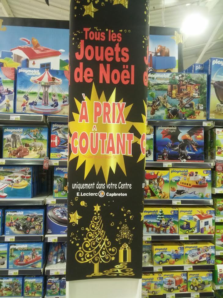Tous les jouets de Noël à prix coûtant - Ex : Monopoly Classic