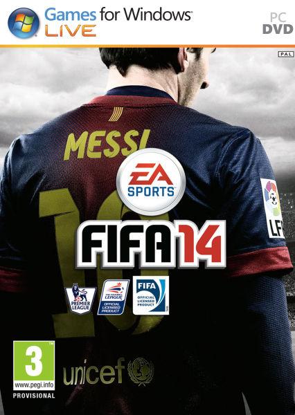 Pré-commande : Fifa 14 sur PC (Dématérialisé - Origin)