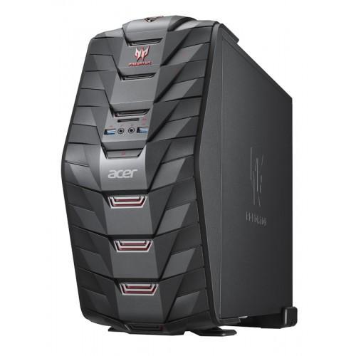 Ordinateur Acer Predator G3-710 DG.B1PEF.016 (i5-6400, GTX 980, 8 Go de RAM, 1 To)