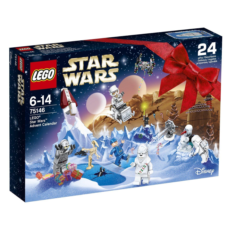Calendrier de l'Avent Lego Star Wars 75146