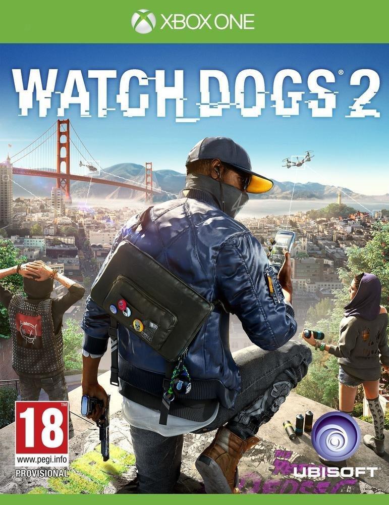 [Précommande] Watch Dogs 2 sur Xbox One