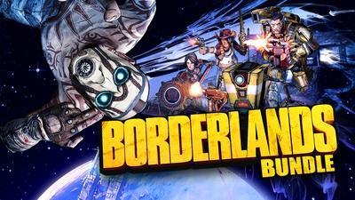 Borderlands Bundle sur PC (Dématérialisé - Steam)