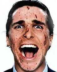 Sélection de films en location pour Halloween en réduction - Ex : American Psycho (VF)