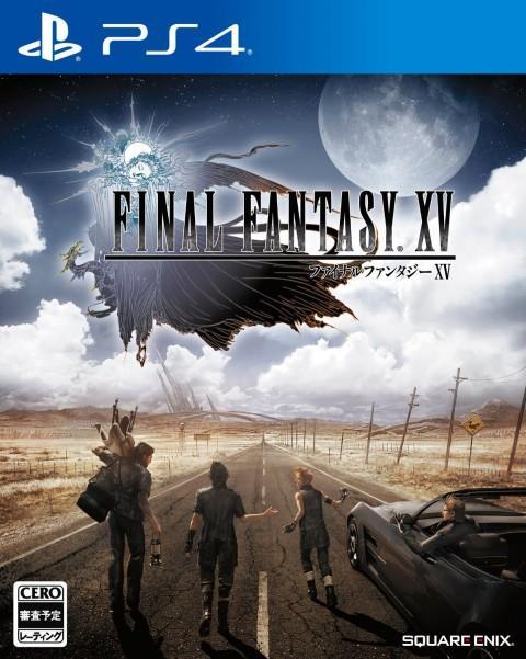[Précommande] Final Fantasy XV sur PS4