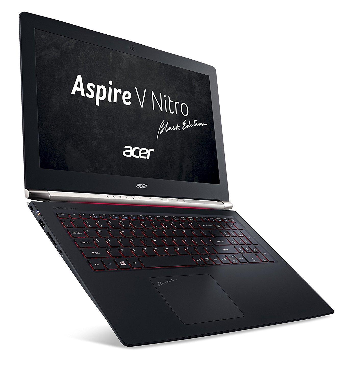 """PC Portable Gamer 15"""" Acer V Nitro VN7-592G-539E Noir - Full HD, i5-6300HQ, RAM 8 Go, HDD 1 To + SSD 128 Go, GTX 960M et port Thunderbolt 3, Windows 10"""