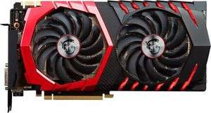 Carte graphique MSI GeForce GTX 1070 Gaming X (8 Go) + Gears of War 4