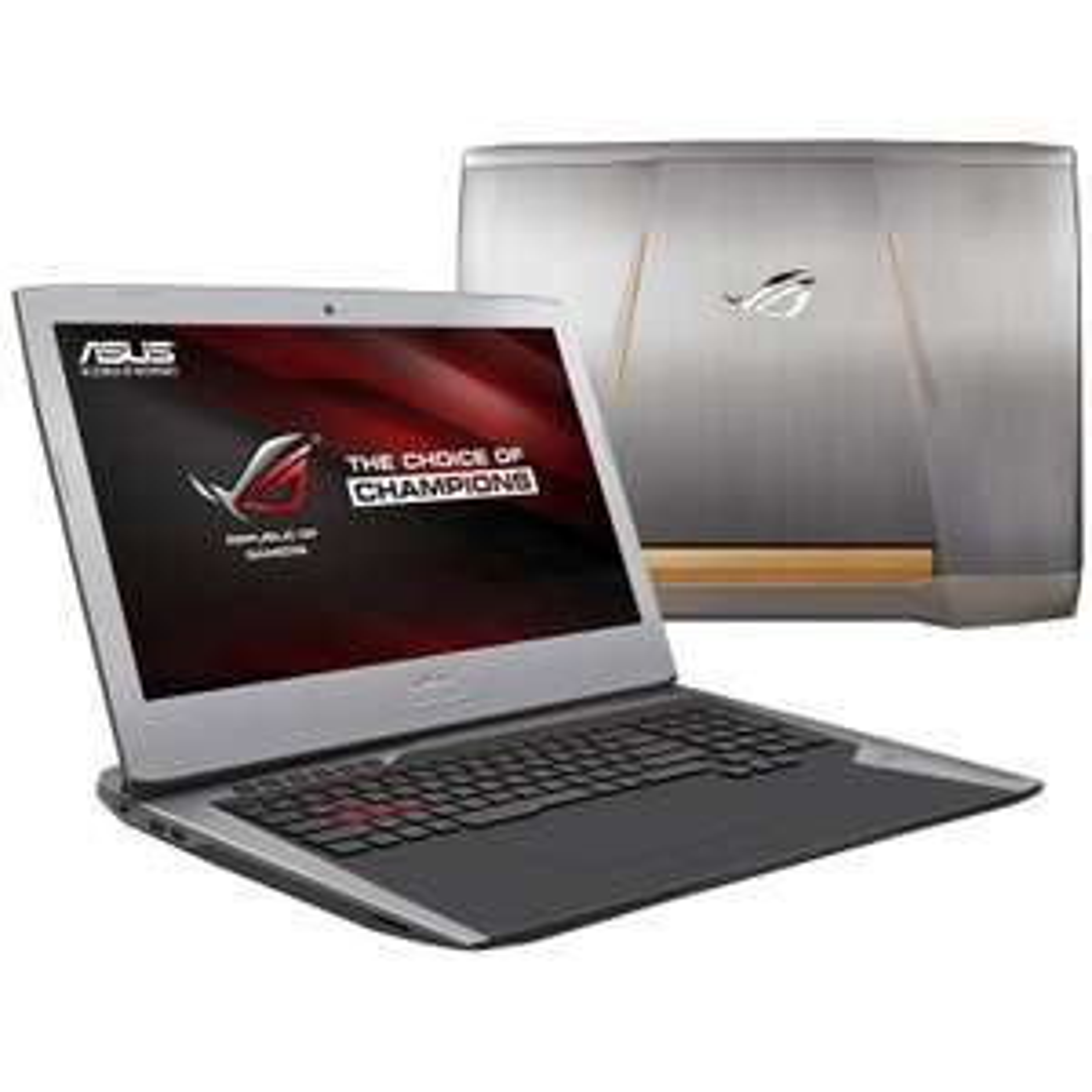 "[Cdiscount à volonté] PC Portable 17.3"" Asus Rog G752VY-GC183T - 32Go de RAM - i7-6820 - GTX 980M - 1To + 512Go SSD"