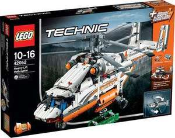 Sélection de jouets Lego en promotion - Ex : Technic - L'hélicoptère de transport (42052)