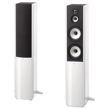 Paire d'enceintes colonnes Boston Acoustics A360 Blanches - Livraison UPS offerte