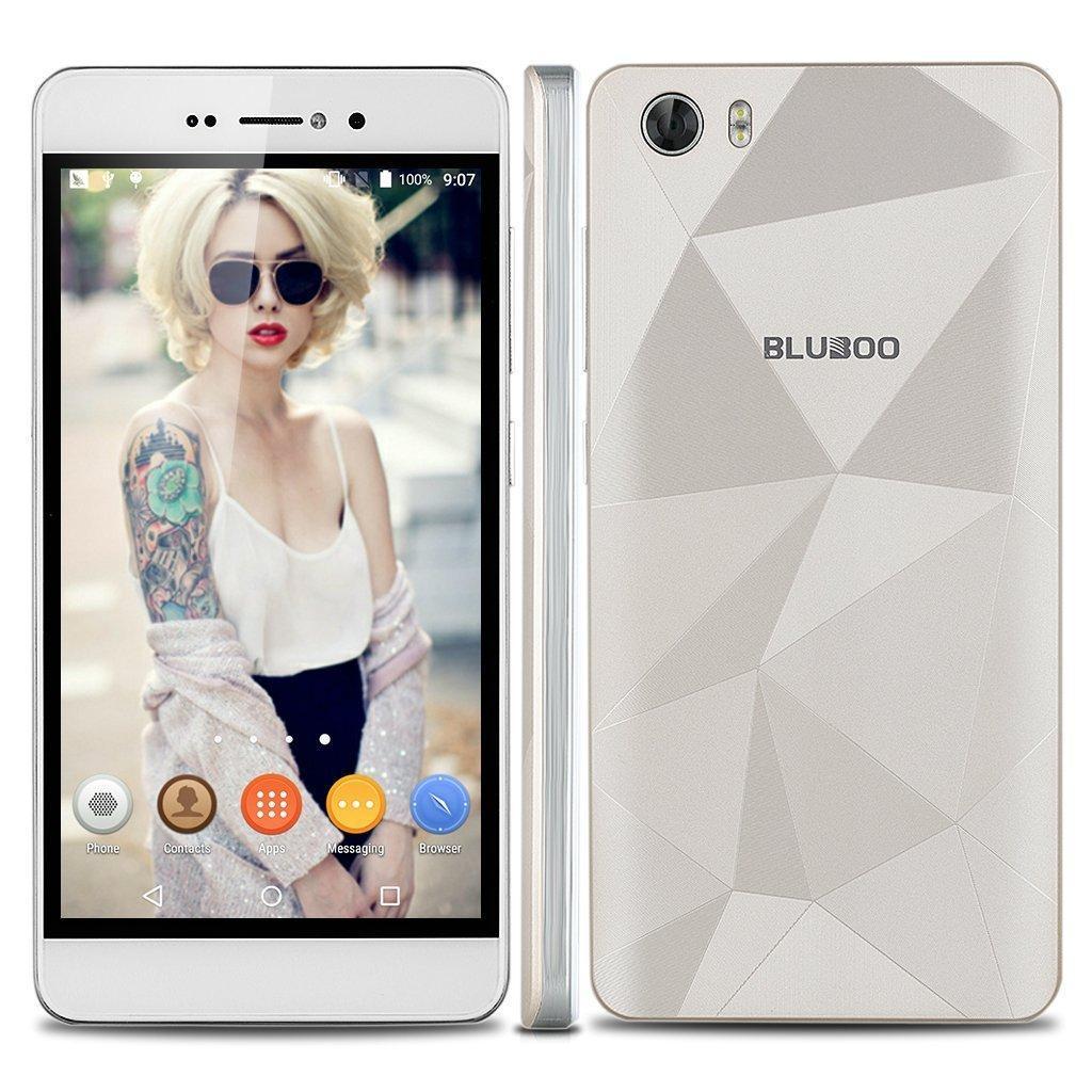 "Smartphone 5"" Bluboo Picasso - 2 Go de Ram, 16 Go, Android 5.1"